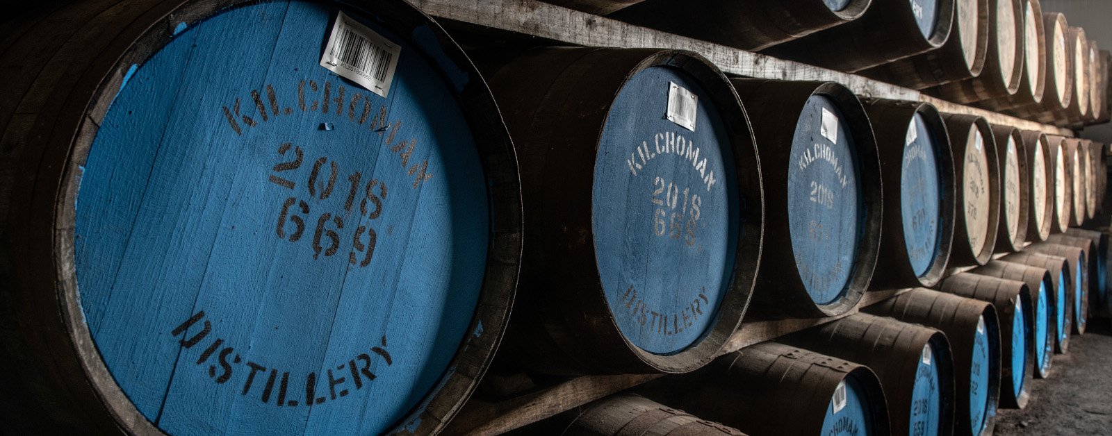 Case Study - Kilchoman Whisky Distillery