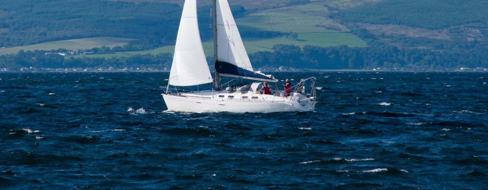 Top 5 Scottish Sailing Tips