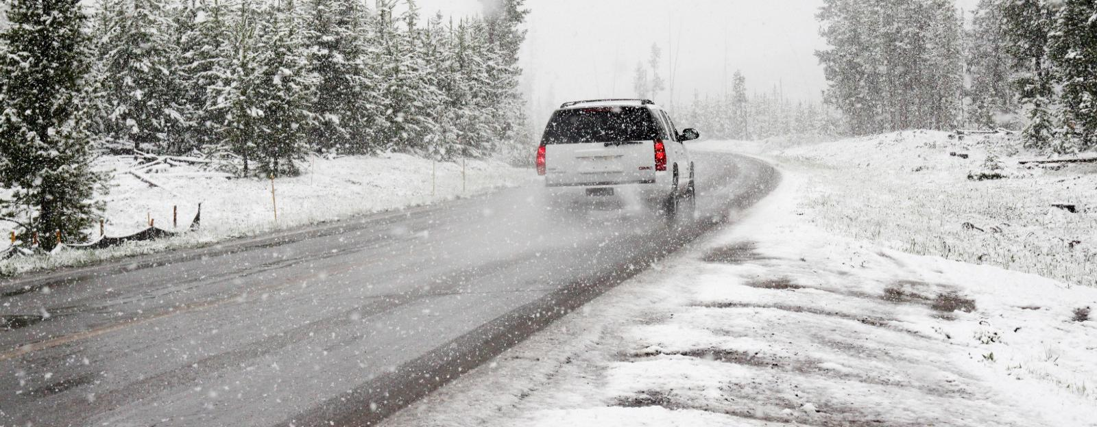 Winter Driving: Avoiding Risk
