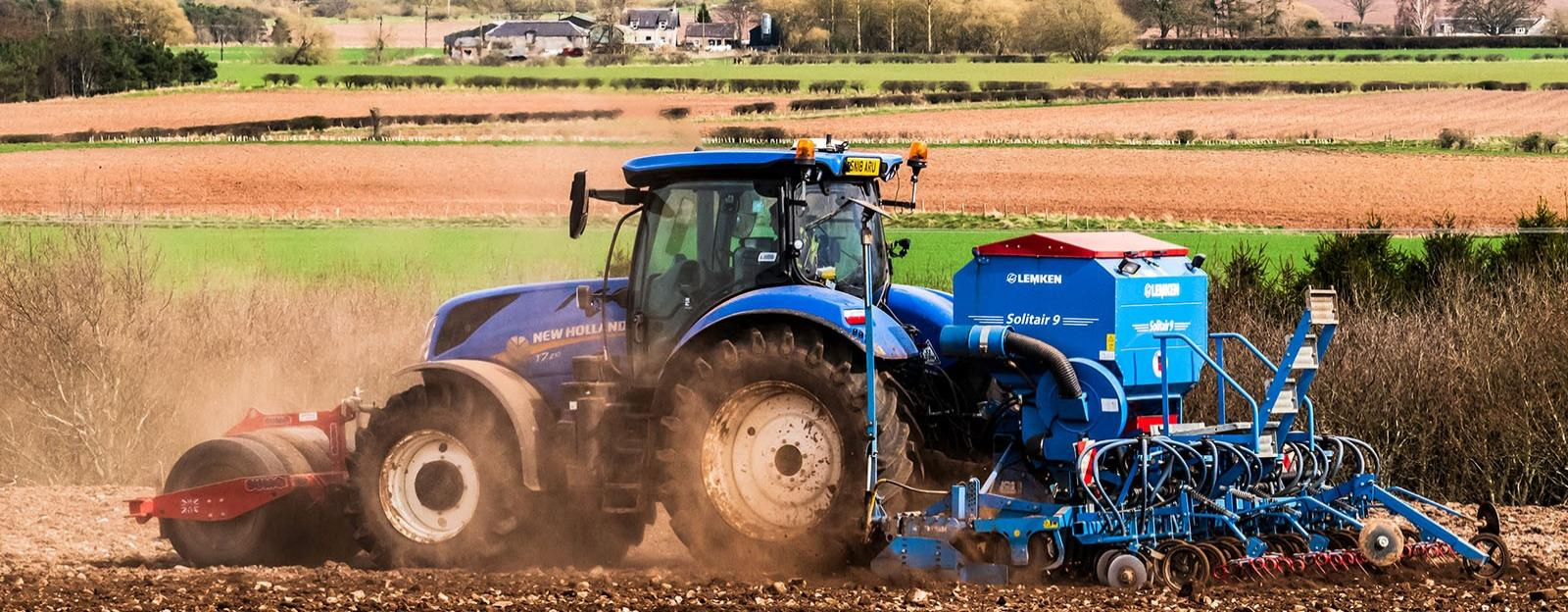 With the arable harvest well underway, farmers will have been scrutinizing every weather forecast.