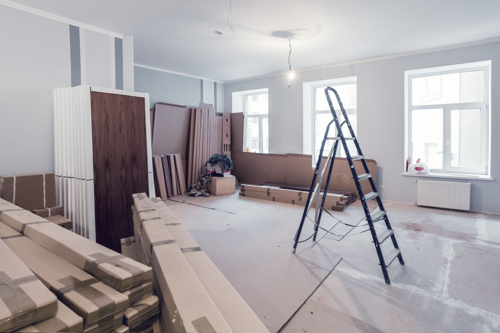Renovations, Home Building Works